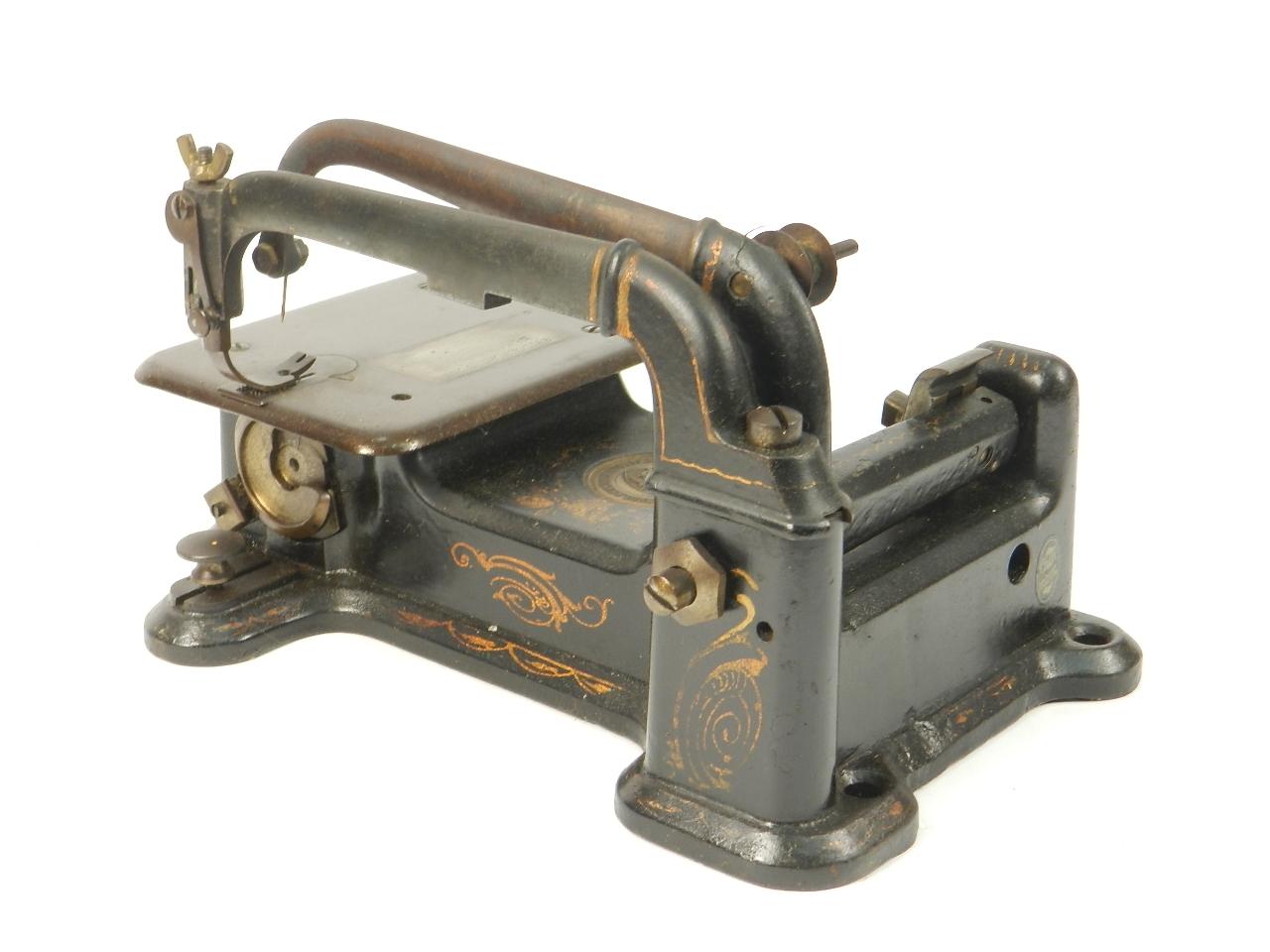 Imagen WHEELER & WILSON AÑO 1880, USA 42885