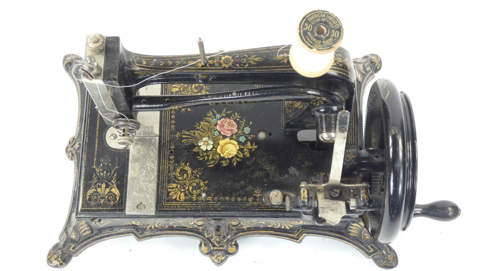 Imagen RARA TITTEL & NIES, ALEMANIA 1885 43341