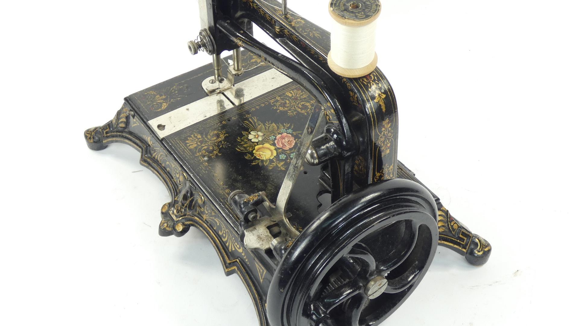 Imagen RARA TITTEL & NIES, ALEMANIA 1885 43347