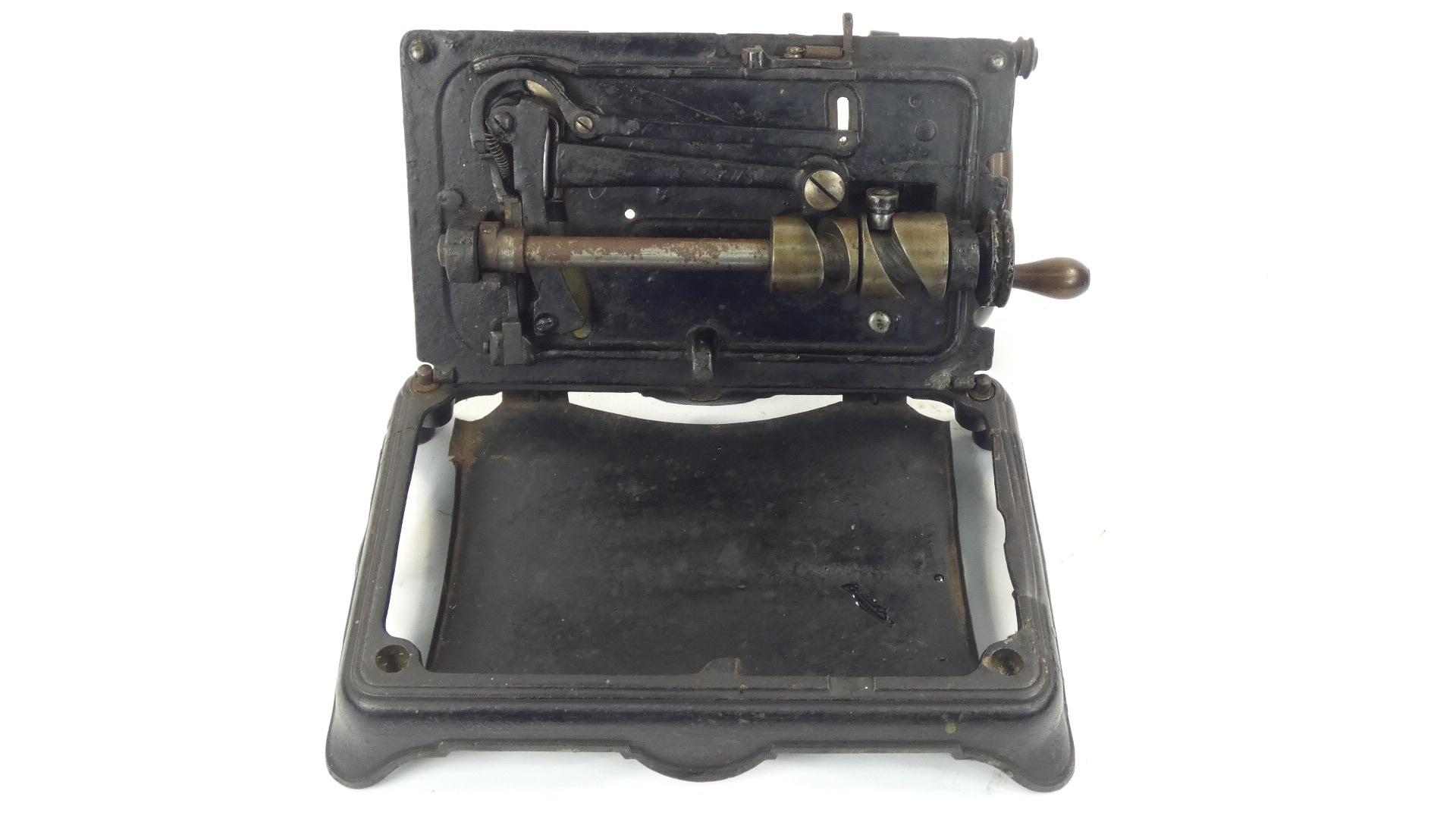 Imagen ELÍAS HOWE AÑO 1872, USA 43383
