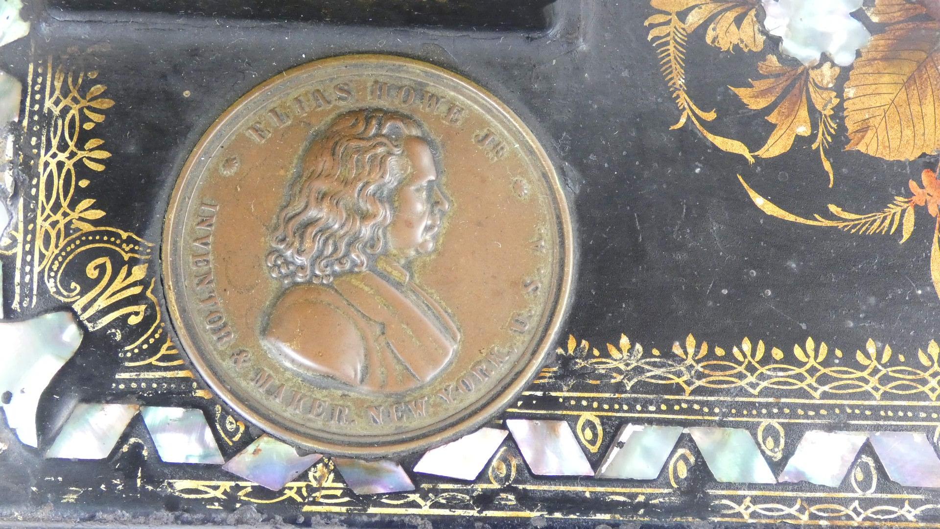 Imagen ELÍAS HOWE AÑO 1872, USA 43377