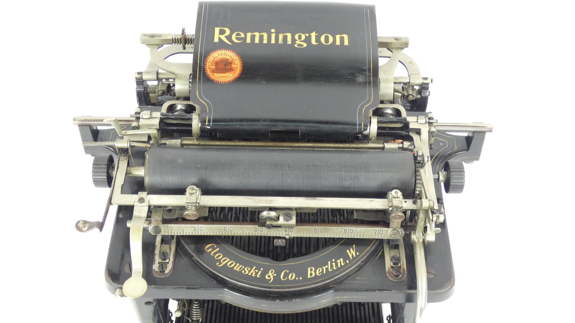 Imagen REMINGTON Nº7 + TABULADOR  AÑO 1898 43419