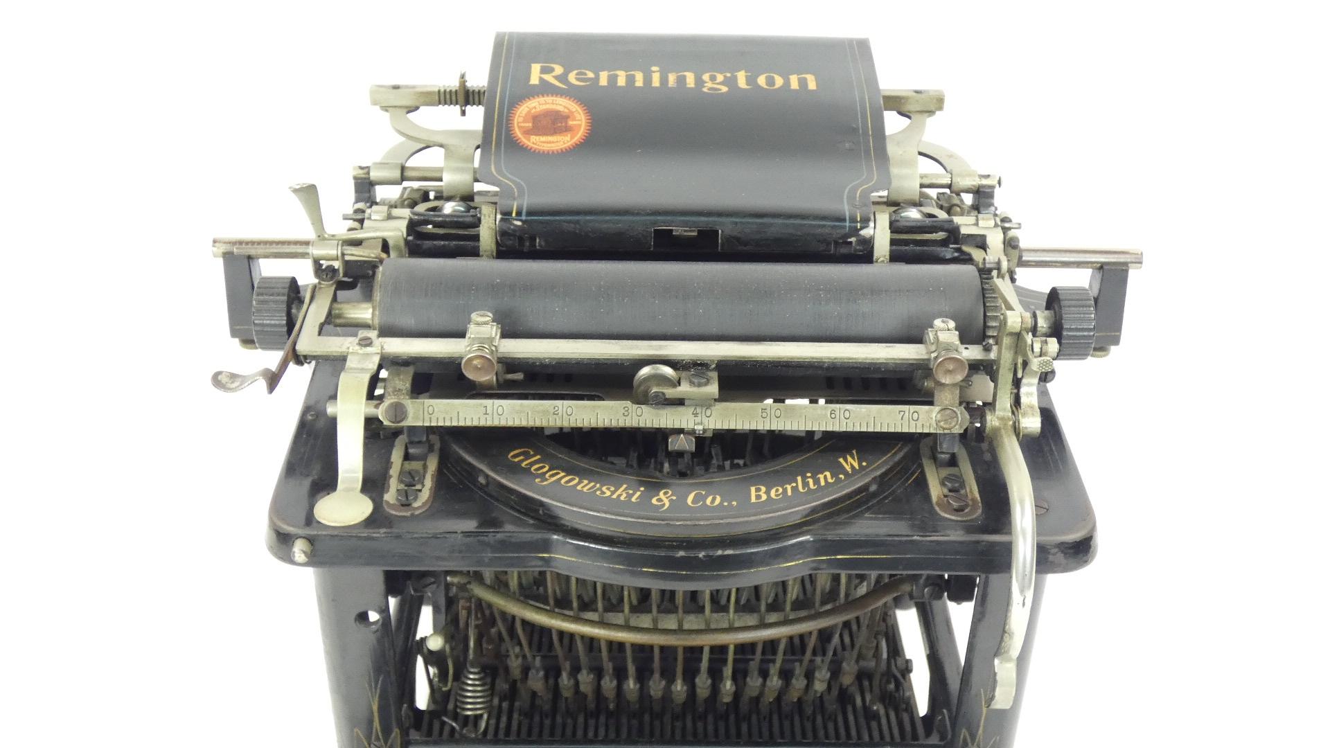 Imagen REMINGTON Nº7 + TABULADOR  AÑO 1898 43420
