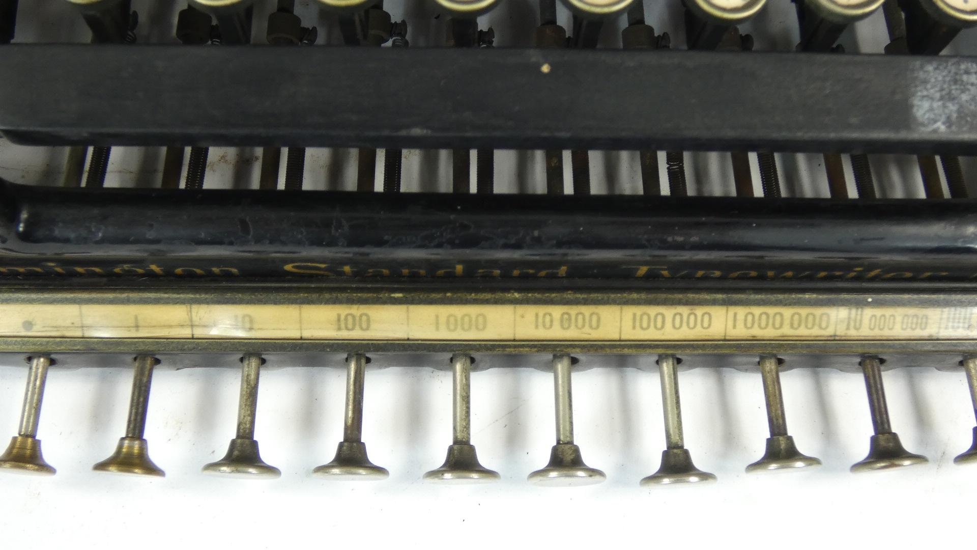 Imagen REMINGTON Nº7 + TABULADOR  AÑO 1898 43423