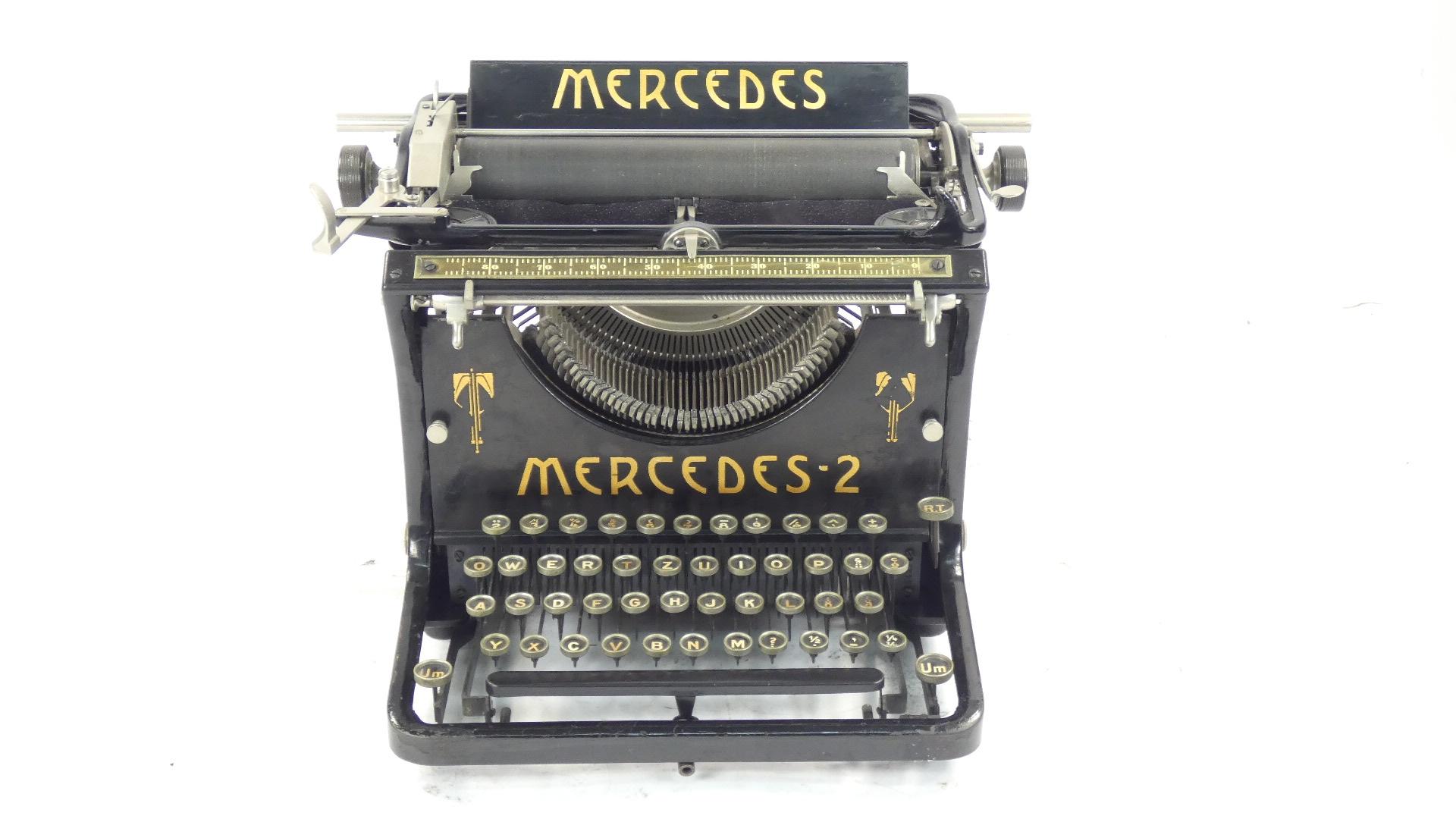 Imagen MERCEDES Nº2 AÑO 1909 43585