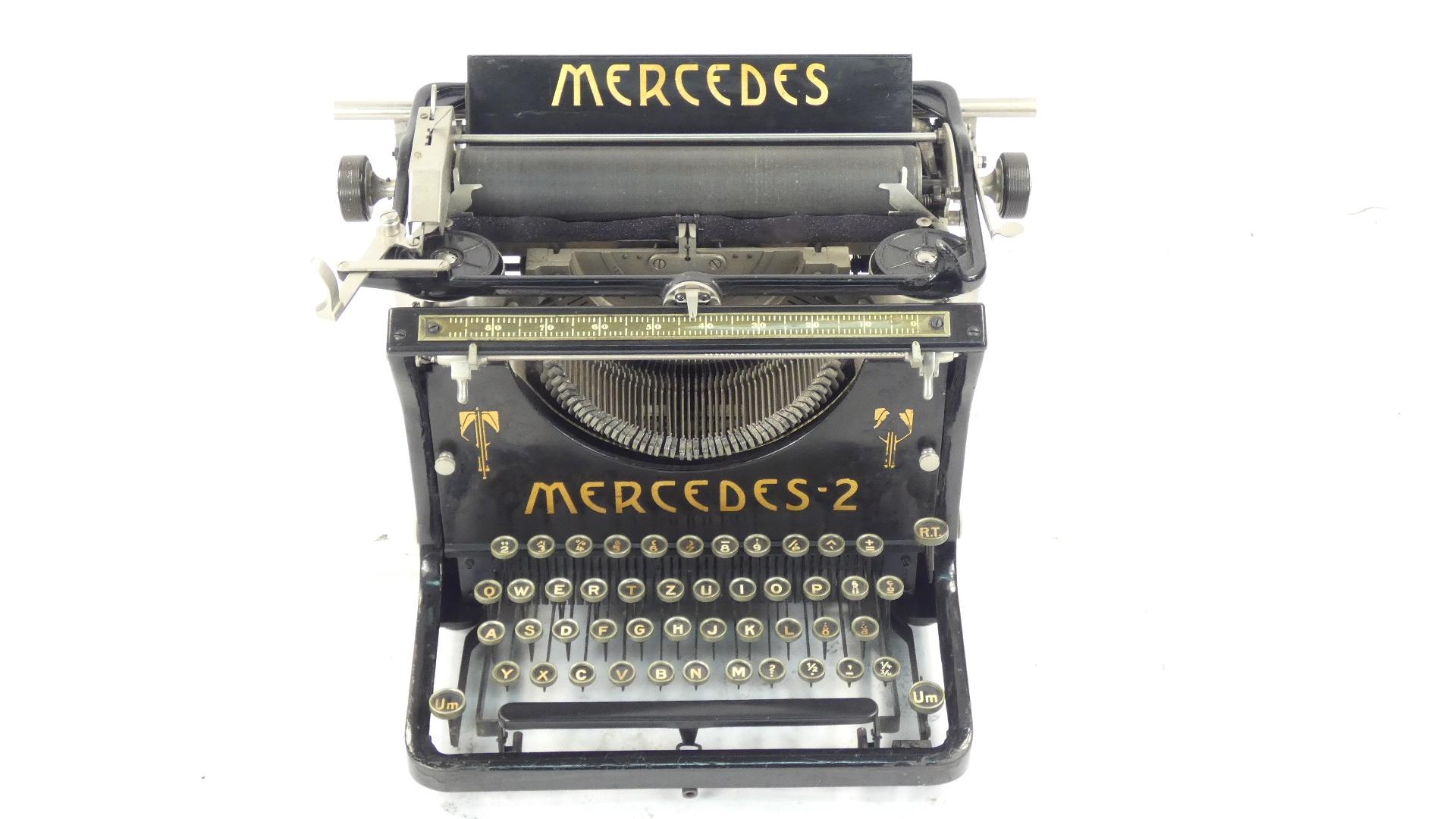Imagen MERCEDES Nº2 AÑO 1909 43586