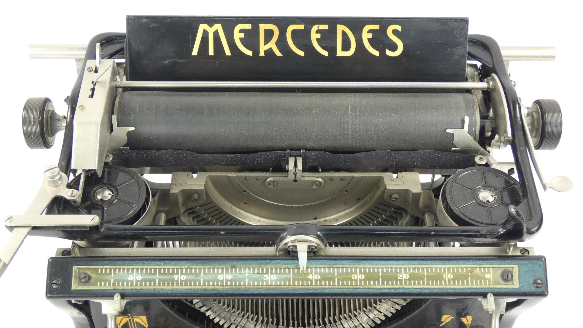 Imagen MERCEDES Nº2 AÑO 1909 43587