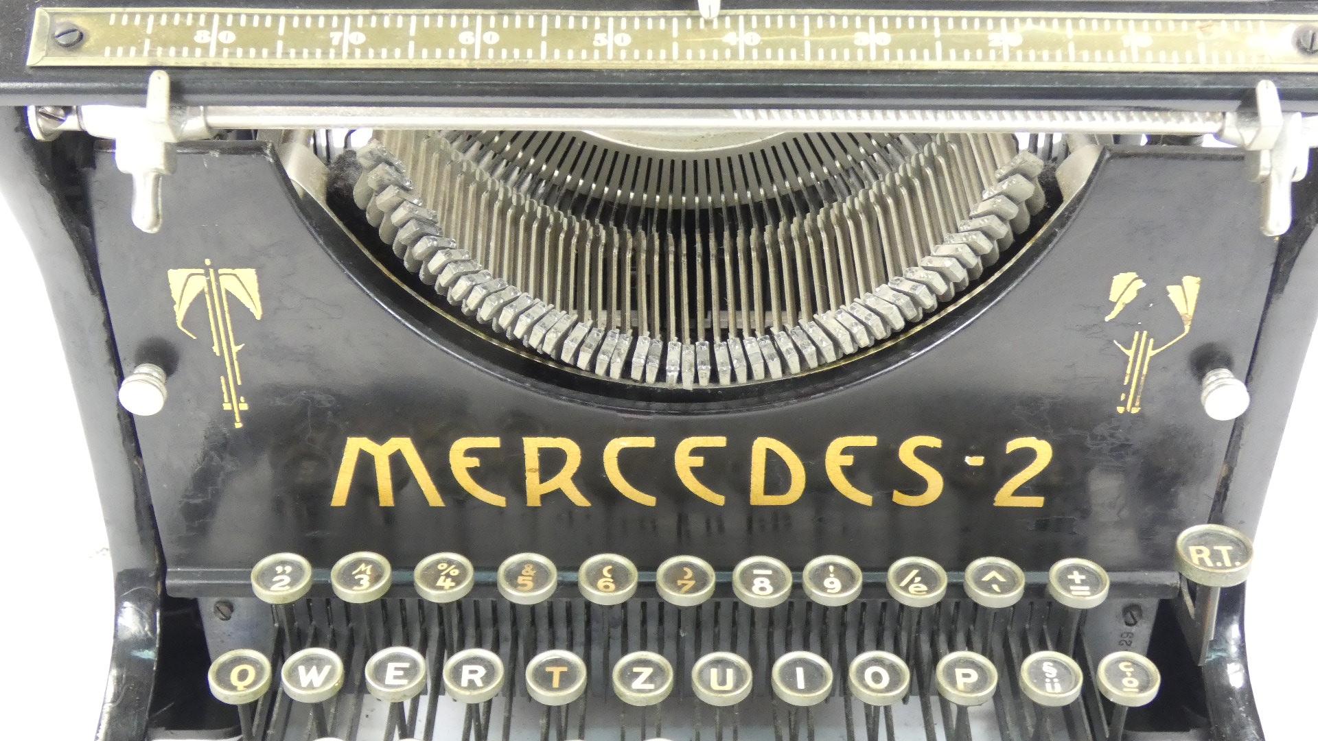 Imagen MERCEDES Nº2 AÑO 1909 43588