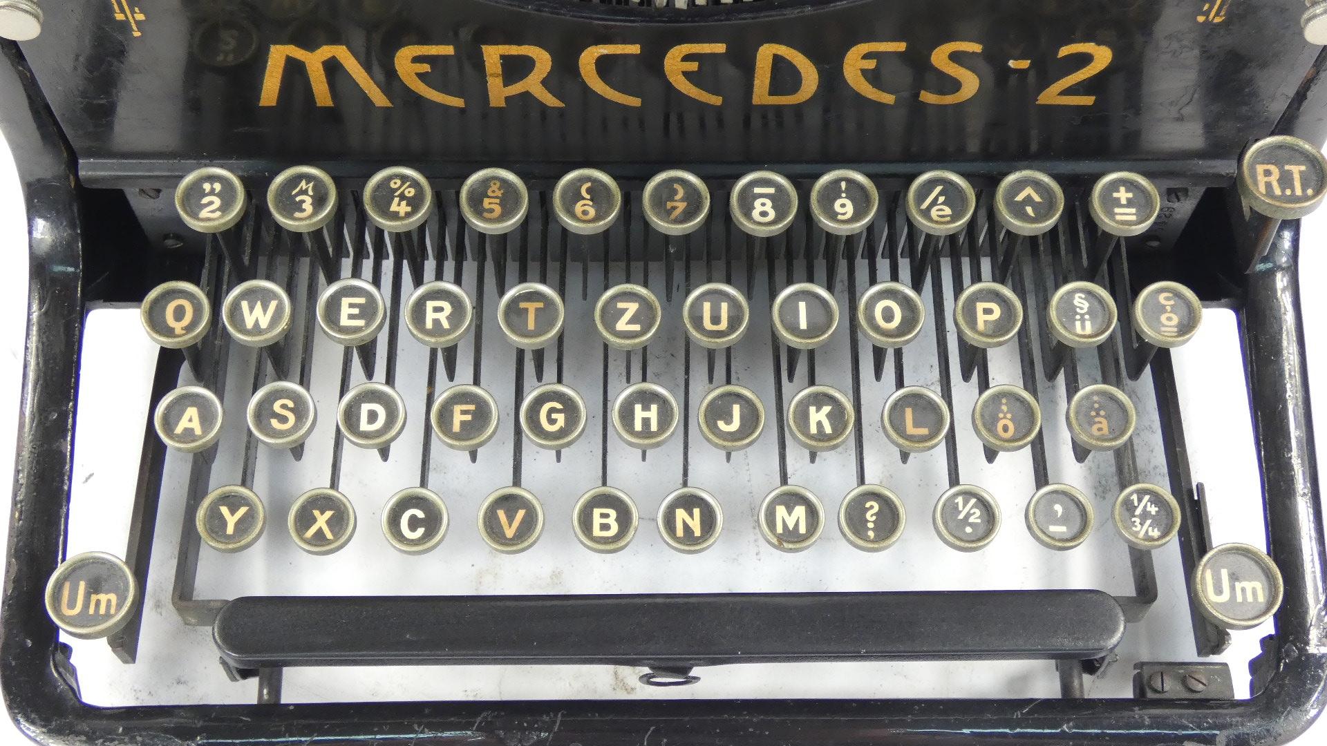 Imagen MERCEDES Nº2 AÑO 1909 43589