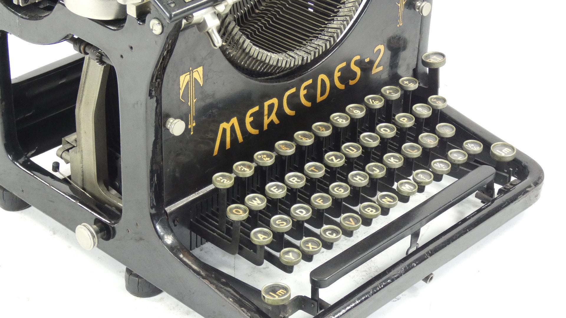 Imagen MERCEDES Nº2 AÑO 1909 43591