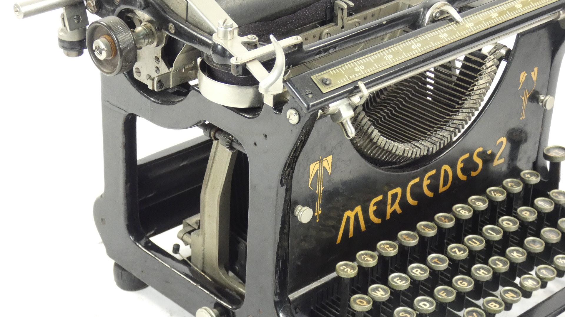 Imagen MERCEDES Nº2 AÑO 1909 43592