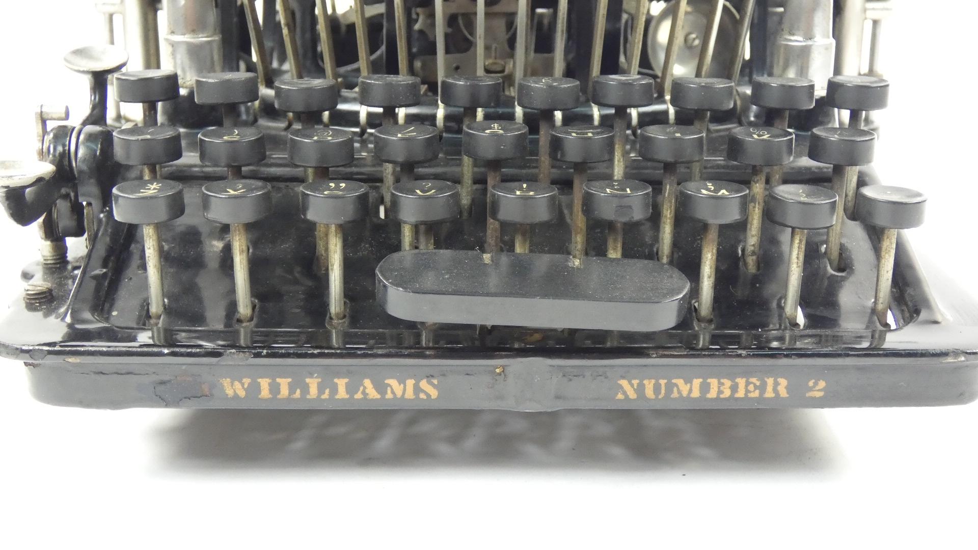 Imagen WILLIAMS Nº2  AÑO 1899 43856