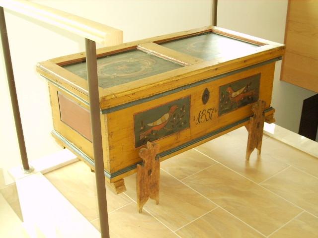 ARCA DE 1857