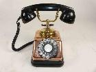 TELEFONO DE COBRE