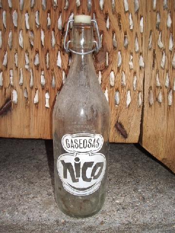 Gaseosa NICO