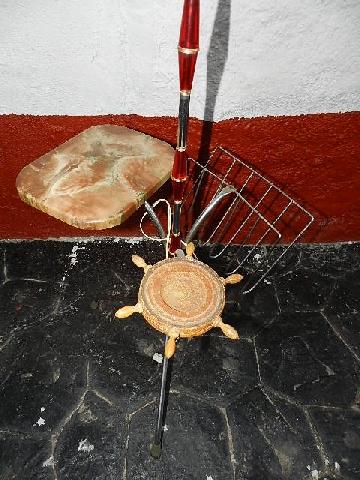Imagen LÁMPARA AÑOS 50 5510