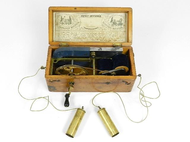 ELECTROSHOCK 1890