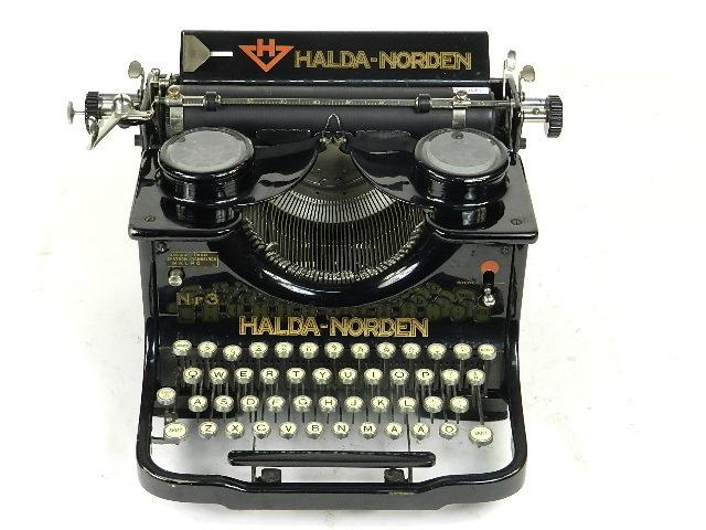 HALDA-NORDEN 1929