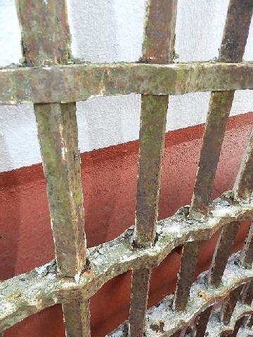 Imagen REJA DE CONVENTO s.XVIII 8283