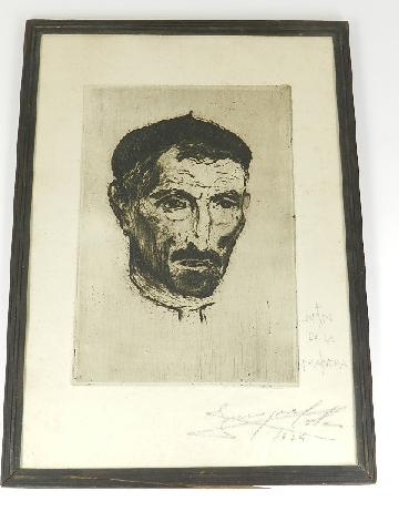 DIBUJO DE 1924