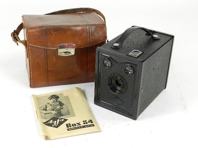 AGFA BOX 84