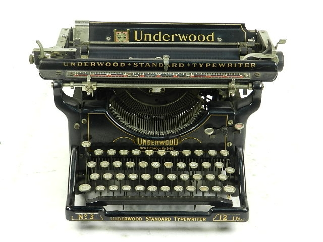 UNDERWOOD Nº3