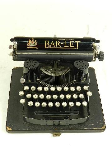 BAR-LET Nº1 1931