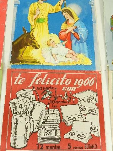 Imagen CALENDARIOS 1965 12519