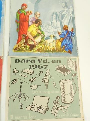 Imagen CALENDARIOS 1965 12518