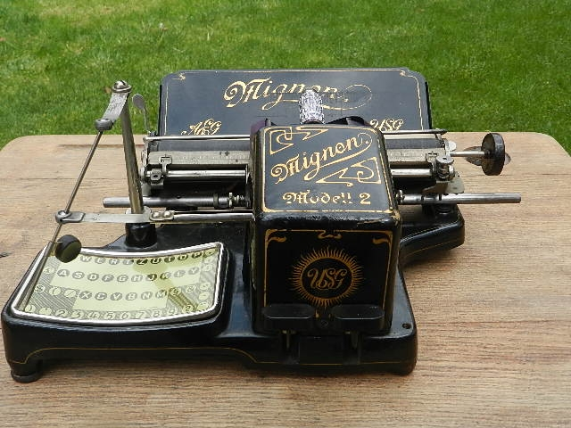Imagen MIGNON Nº2 1905 15500