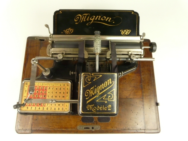 MIGNON Nº2 1905