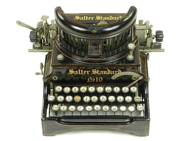 SALTER Nº10 1908