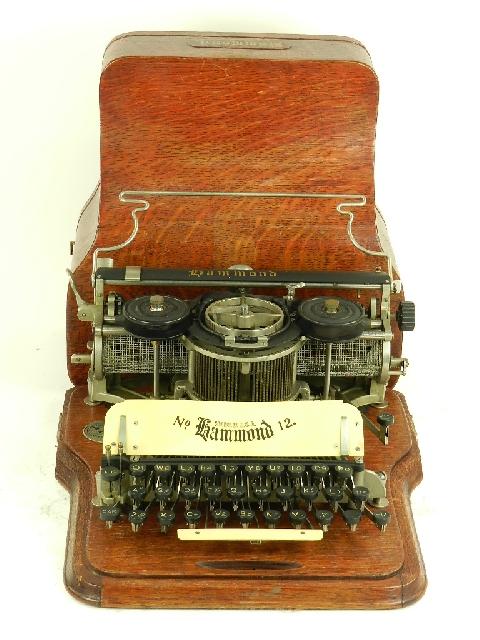 HAMMOND Nº12 1905