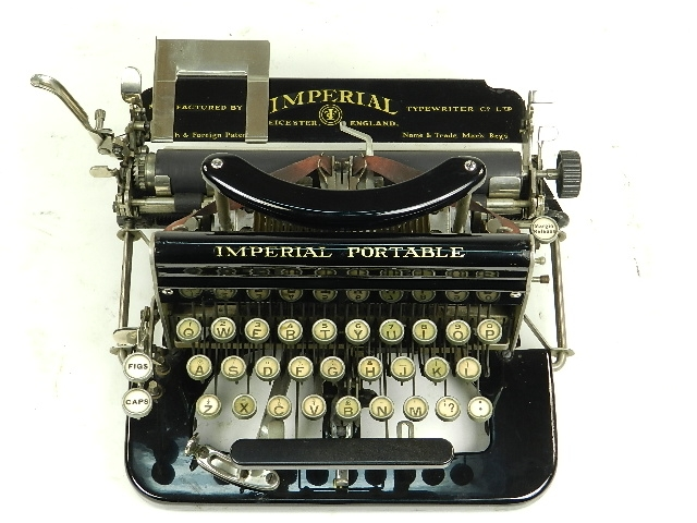 IMPERIAL PORTABLE