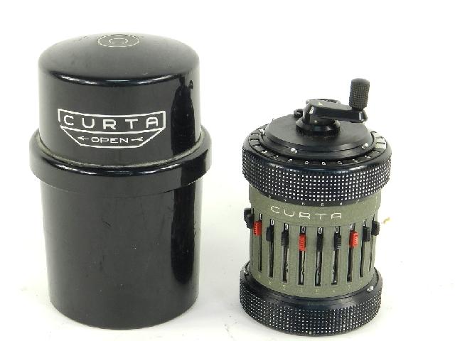 CURTA II  1968
