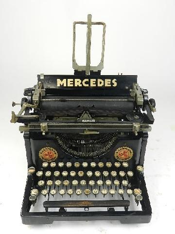 MERCEDES 1915
