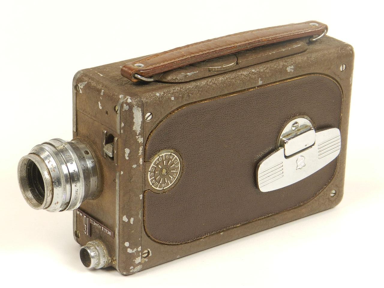 Imagen TOMAVISTAS BELL HOWELL 16mm 25088