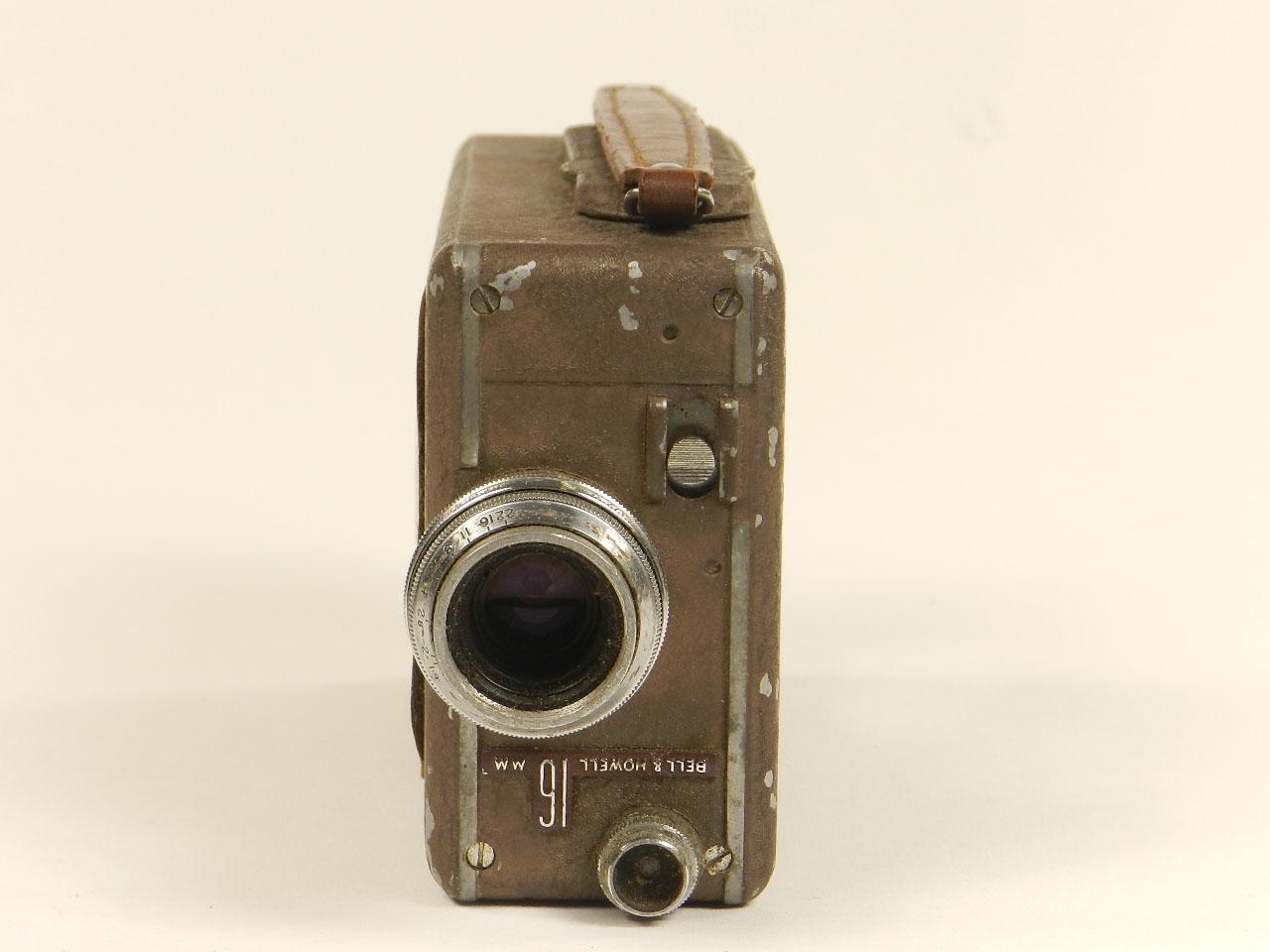 Imagen TOMAVISTAS BELL HOWELL 16mm 25089
