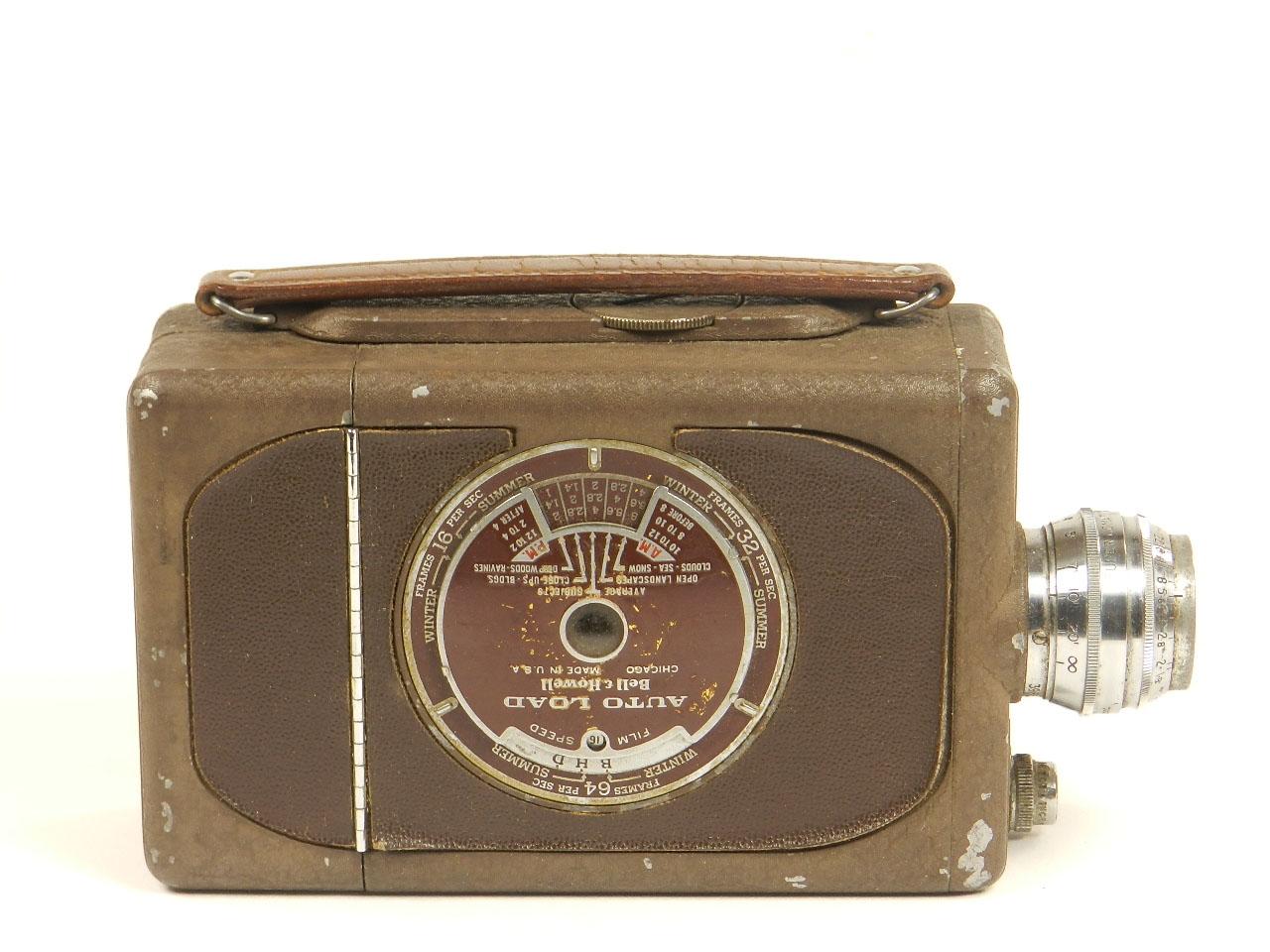 Imagen TOMAVISTAS BELL HOWELL 16mm 25090