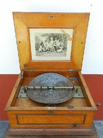 IMPERIAL SYMPHONION 1898