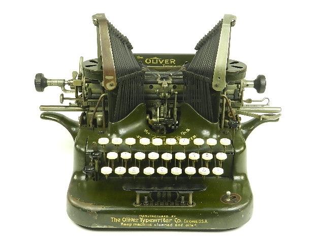 OLIVER Nº5  1912