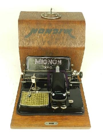 MIGNON Nº4  1924