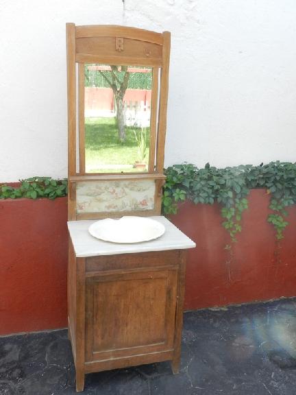 decorar lavabos antiguos : Antiguedad LAVABO ANTIGUO