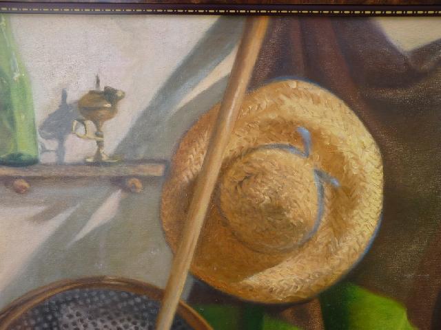 Imagen LIENZO APEROS 1960 16897