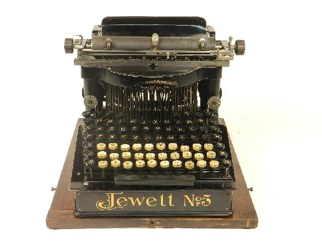 JEWETT Nº5  1897