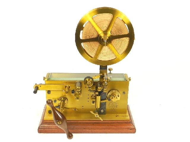 TELEGRAFO DE 1890