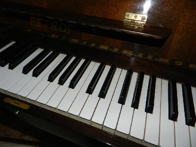 Imagen PIANO PETROF 1980 18555