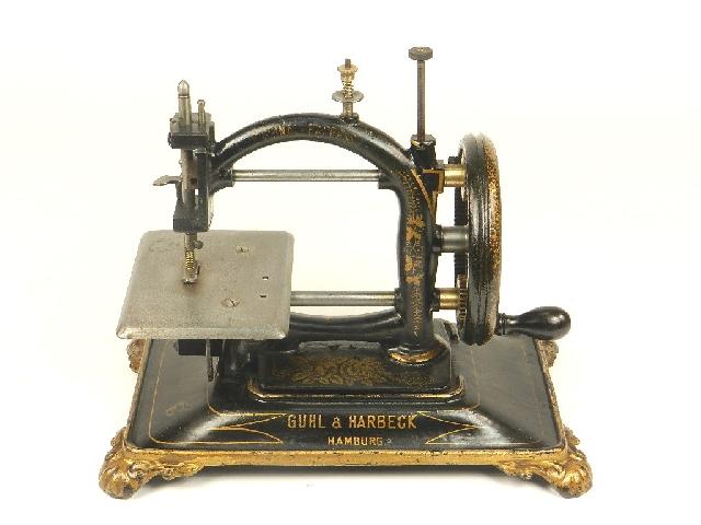 GUHL HARBECK 1910