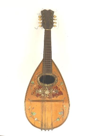 MANDOLINA AÑO 1900
