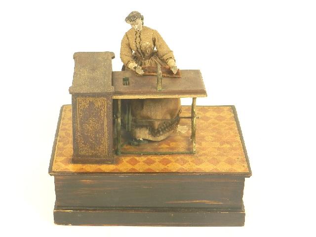 AUTÓMATA AÑO 1870